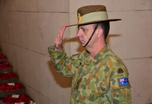 Commemorations for first Australian soldiers killed in Belgium during WWI