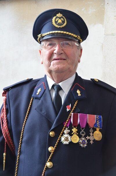 Former bugler Antoon Verschoot dies at the age of 91