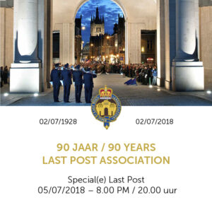 90th anniversary of the Last Post Association