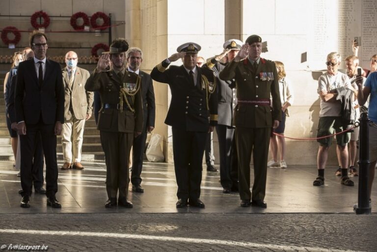 Afscheid van Shane Arndell (New Zealand Defence Force)