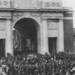 The history of the last post - menin gate