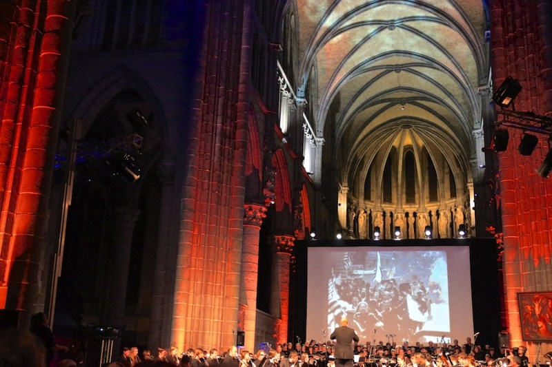 Concert The Great War Remembered - 11/11/2012