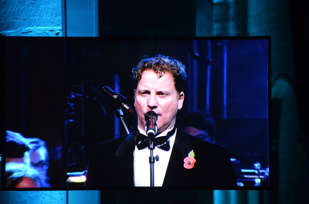 Concert The Great War Remembered - 11/11/2014