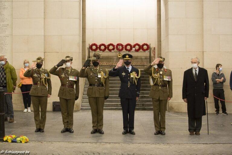 Lieutenant-General Greg Bilton, Chief Of Joint Operations (Australia)