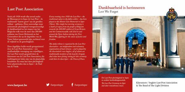 CD Last Post Association - Booklet 2