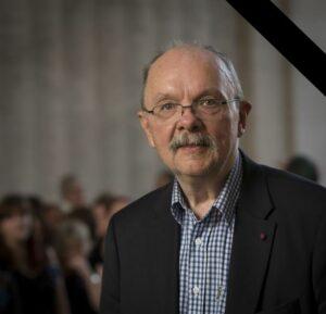 Jacky Platteeuw, bestuurder van de Last Post Association, overleden.