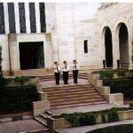 Last Post Australian War Memorial 1997